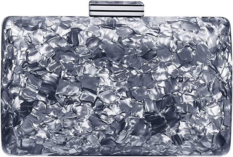 Women Luxury Handbag Pearl Shell Evening Bag Clutch for Party Purse Messenger