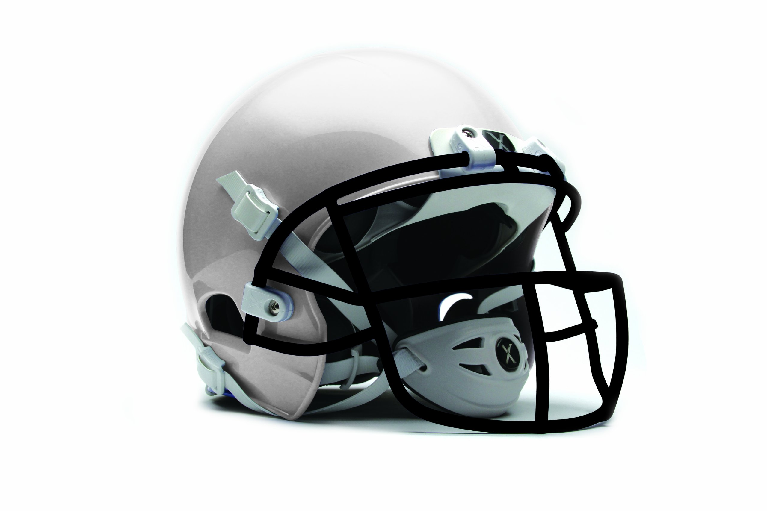 Xenith X2E Youth Helmet, White, Medium