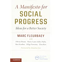 A Manifesto for Social Progress: Ideas for a Better Society