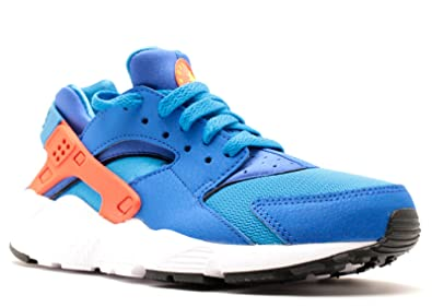 Nike Huarache Run (GS) - 654275-400 - Size 4.5 -