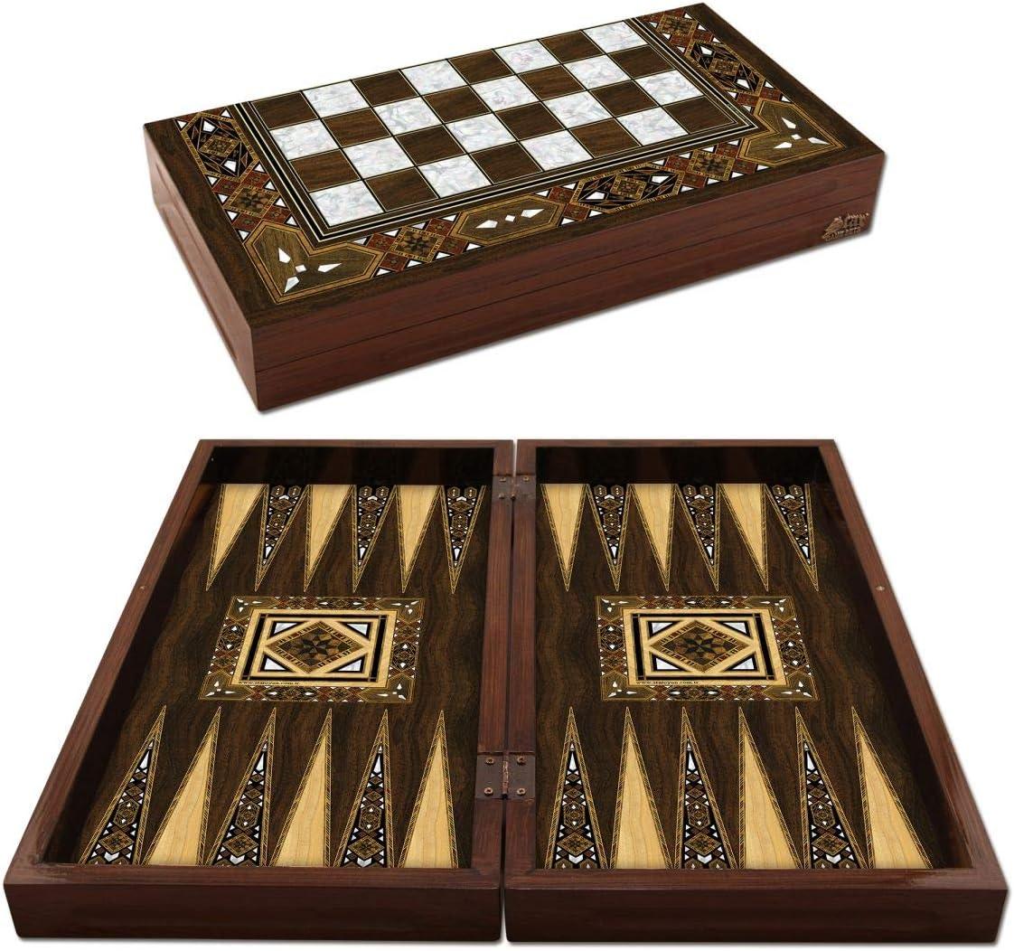 Staroyun Staroyun1020913 - Mosaico (25 x 49 x 7,5 cm), diseño de Perlas Antiguas: Amazon.es: Juguetes y juegos