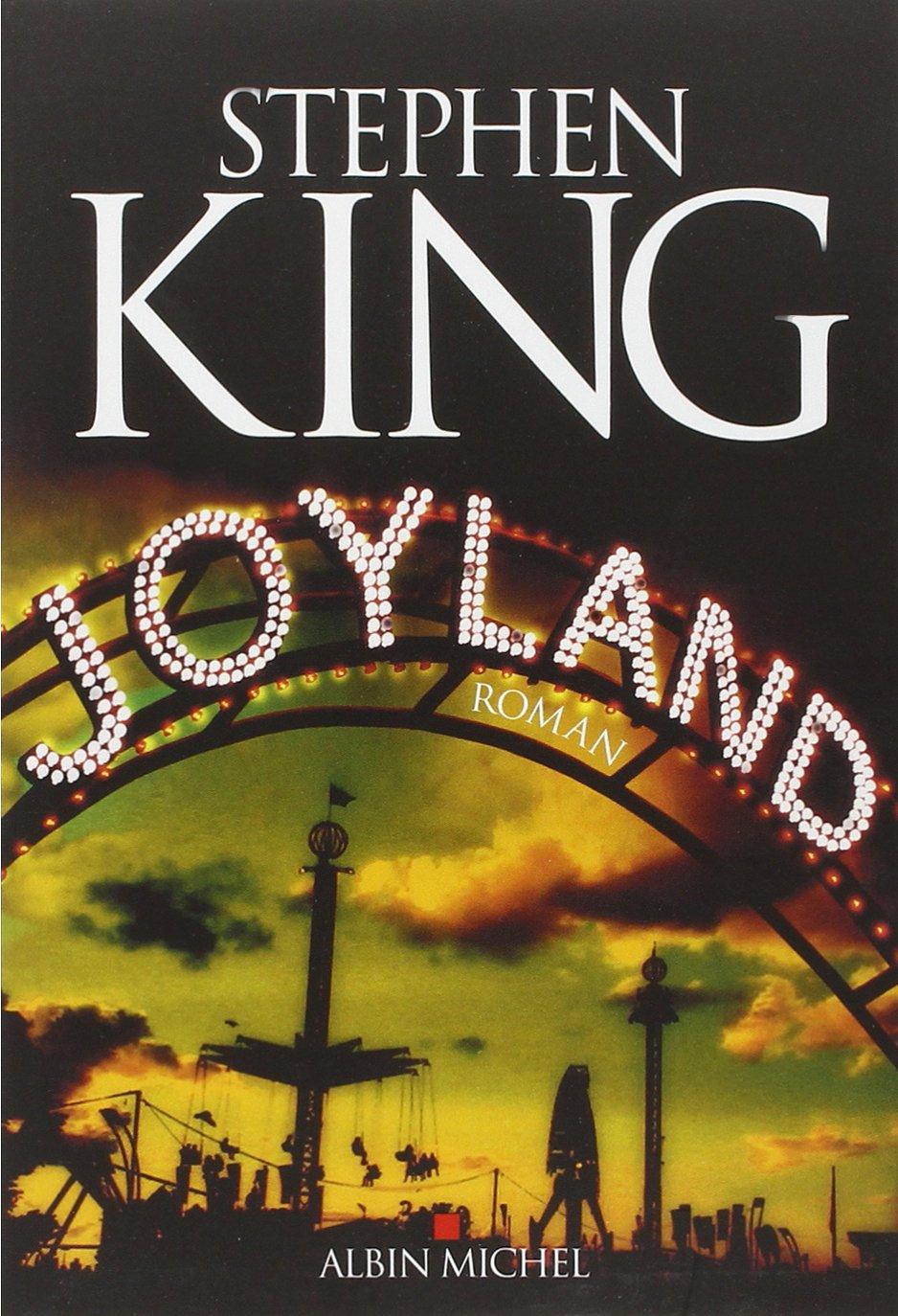 Joyland Amazon Ca Stephen King Oceane Bies Nadine Gassie