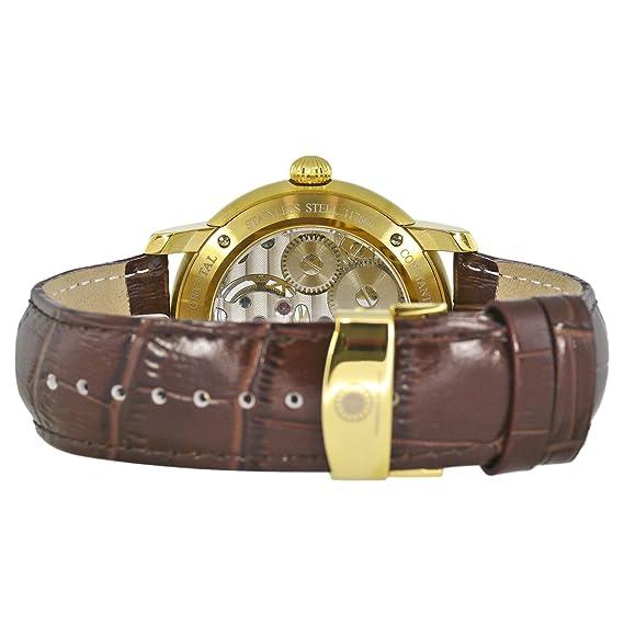 Analog Durmont Toulouse Armbanduhr Xl Herren Constantin Handaufzug txhsrdQCB
