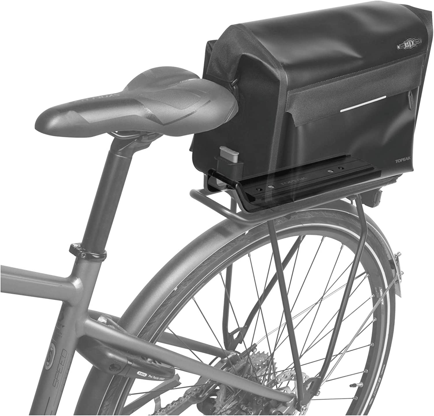 TOPEAK Omni Quick Track Adapter TA2406 ACCESSOIRES PORTE-BAGAGES SACOCHES