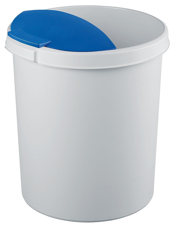 Han 303 color azul Papelera 375 x 410 mm, 30 L