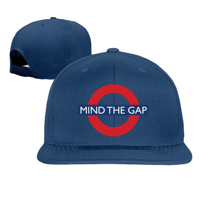 Mind The Gap gorra de béisbol Hip Hop sombrero negro (5 colores ...