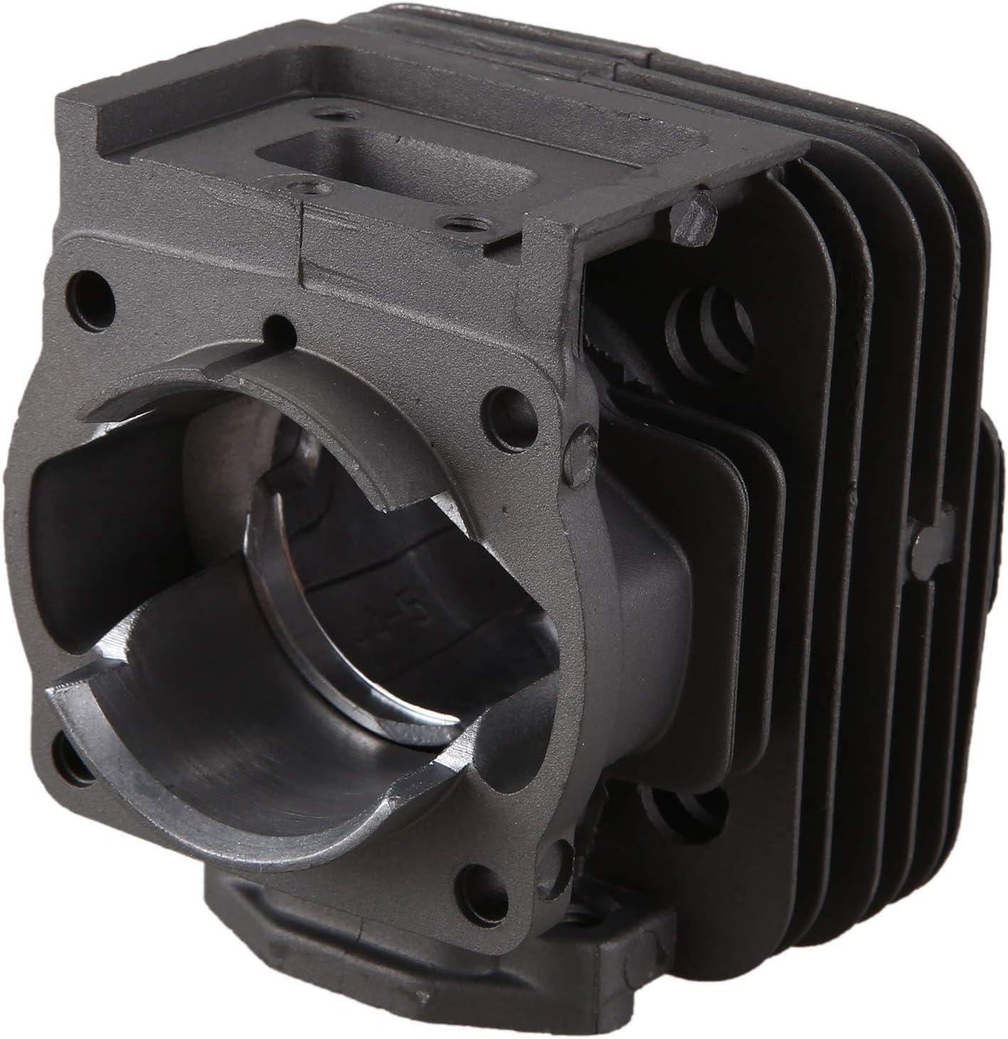 Bobotron 44MM 52CC Cilindro Assy 1E44F-5 44F-5 44-5 BG520 CG520 Kit de montaje de pist/ón de anillo clip de reconstrucci/ón Recortadora piezas