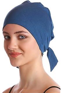 Cappello chemoschiotto per donna Cappelli Turbanti Cappello tinta ... f43619c3680f