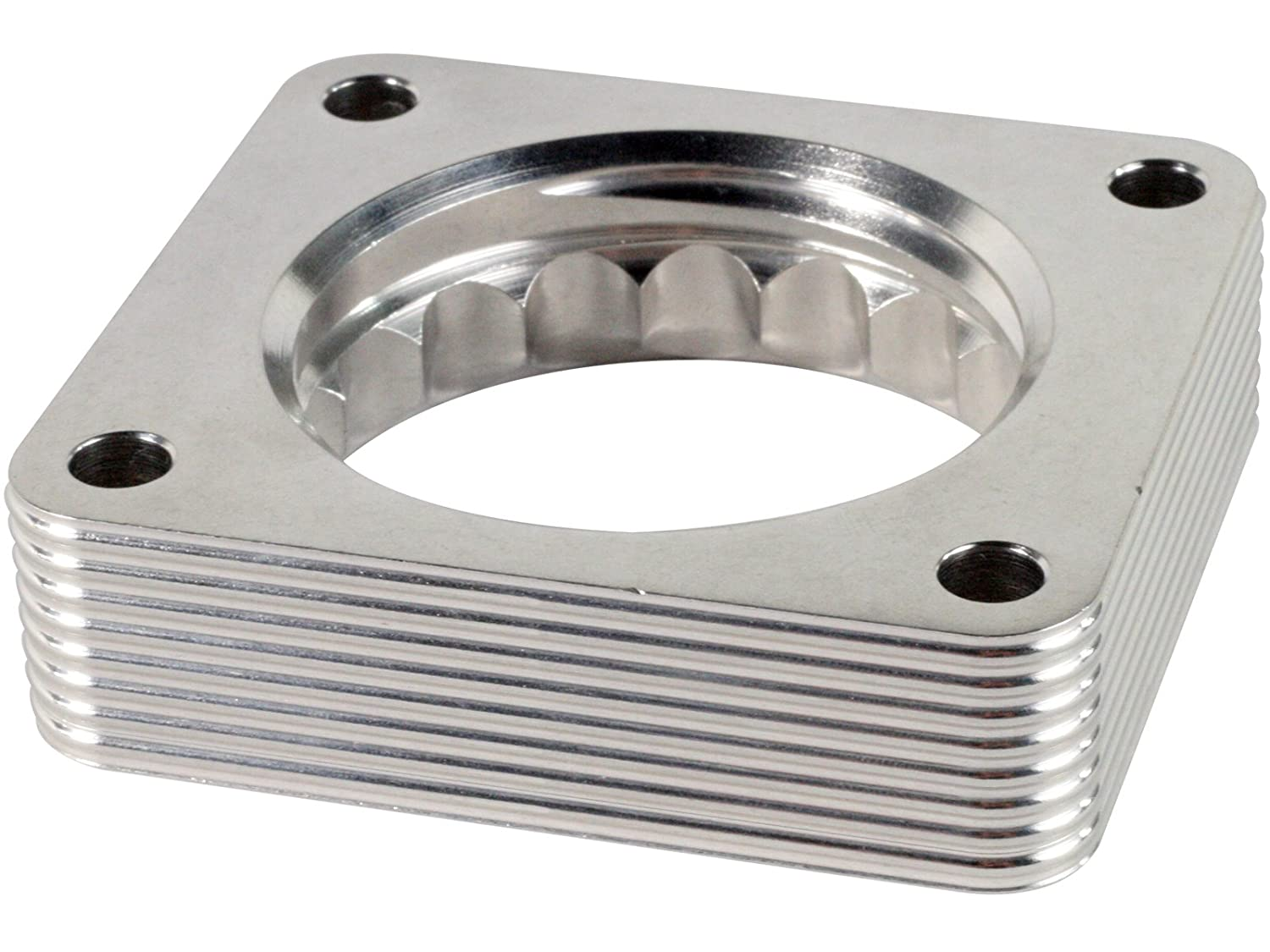 aFe Power Silver Bullet 46-35001 Jeep Throttle Body Spacer