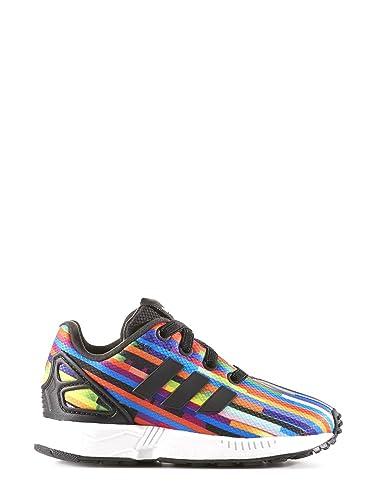63fb242f84c adidas - Zx Flux El I Sport Shoes Boys Multicolor  Amazon.co.uk ...