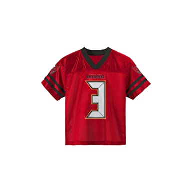 cddd31dadaf Image Unavailable. Image not available for. Color  Jameis Winston Tampa Bay  Buccaneers ...