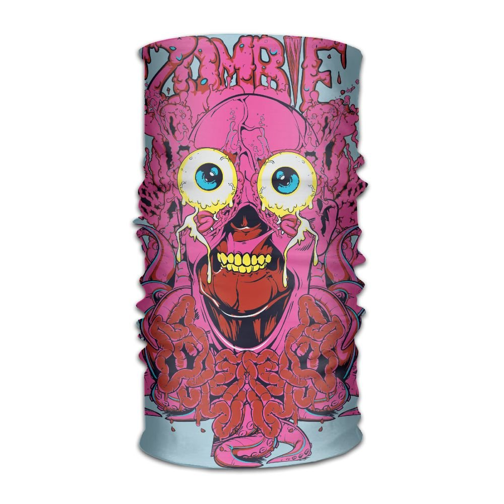 Magic Headwear Octopus Printing Outdoor Scarf Headbands Bandana Mask Neck Gaiter Head Wrap Mask Sweatband