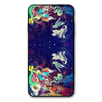 Amazon.com: APPCLL. Funda iPhone 6 Plus Psychedelic ...
