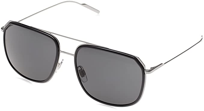 3039f13358c5 DOLCE   GABBANA Men s 0DG2165 04 87 58 Sunglasses