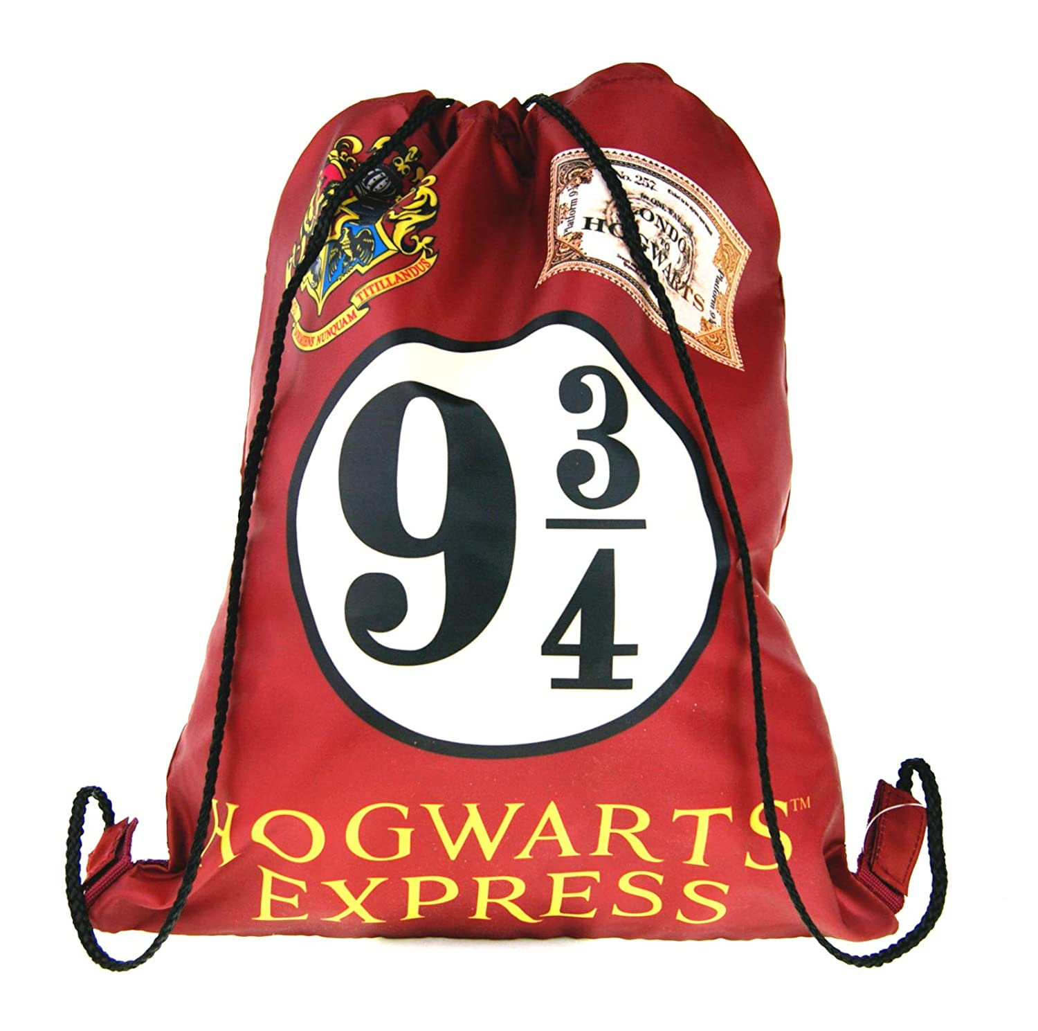 Harry Potter Gym Bag - 9 3/4 Shoe Directory LB102170