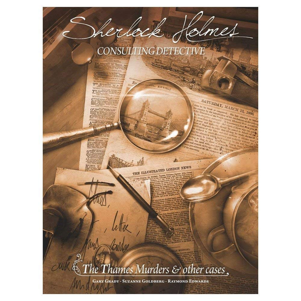 Sherlock Holmes - The Thames Murders & Other Cases