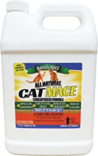 product image for Nature's Mace Cat Repellent - Liquid Spray & Concentrate (1 Gallon Concentrate)