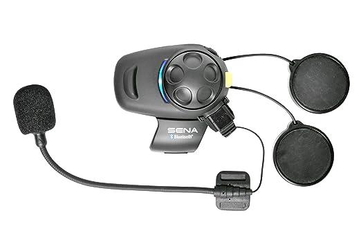 4 opinioni per Sena SMH5-Fm-01 Auricolare Bluetooth E Intercom Con Sintonizzatore Radio FM