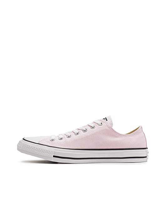 Converse Chucks All Star Low Top Ox Sneakers Damen Herren Unisex Pink Rosa
