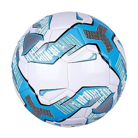 CUTICATE Balón de Fútbol Cuero Accesorio de Entrenamiento y ...