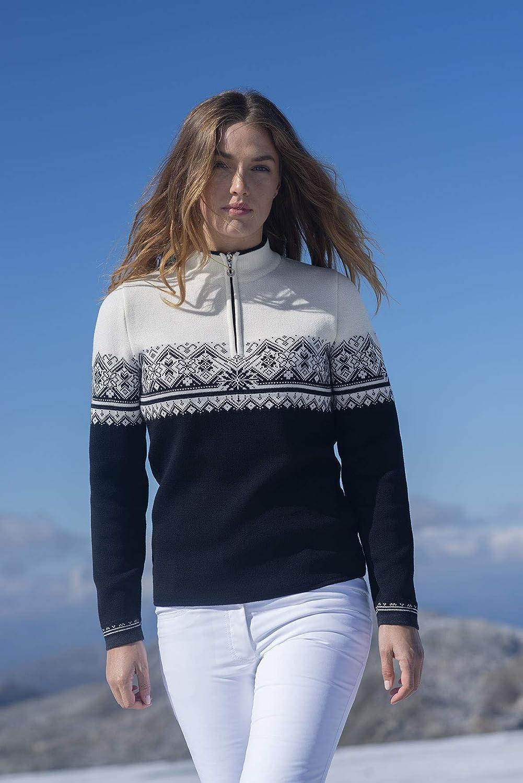 Dale of Norway Womens St Moritz Feminine Sweater 91461-F