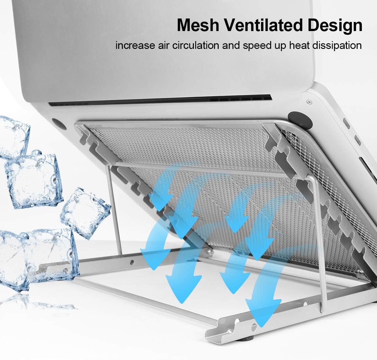 You Soporte Portatil, Aluminio Ventilado Refrigeración