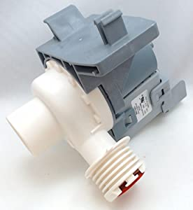 Washing Machine Drain Pump for Frigidaire, AP4510671, PS2378516, 137240800