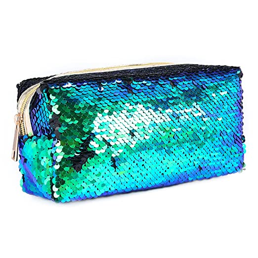 58445951c88 Image Unavailable. Image not available for. Color: OULII Fashion Sparkly  Sequin Clutch Bag Handbag Lady ...