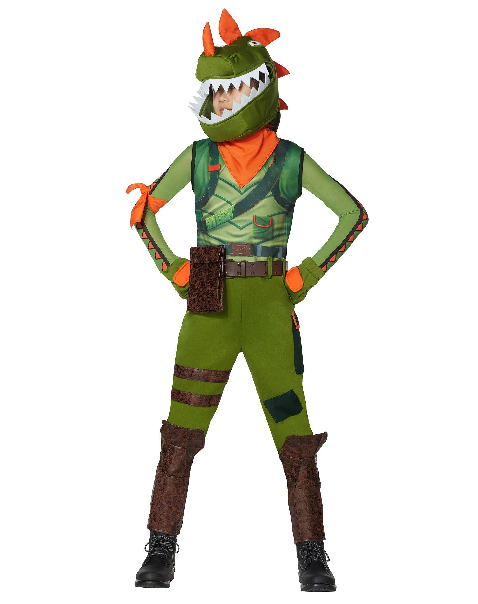 Spirit Halloween Boys Rex Fortnite Costume