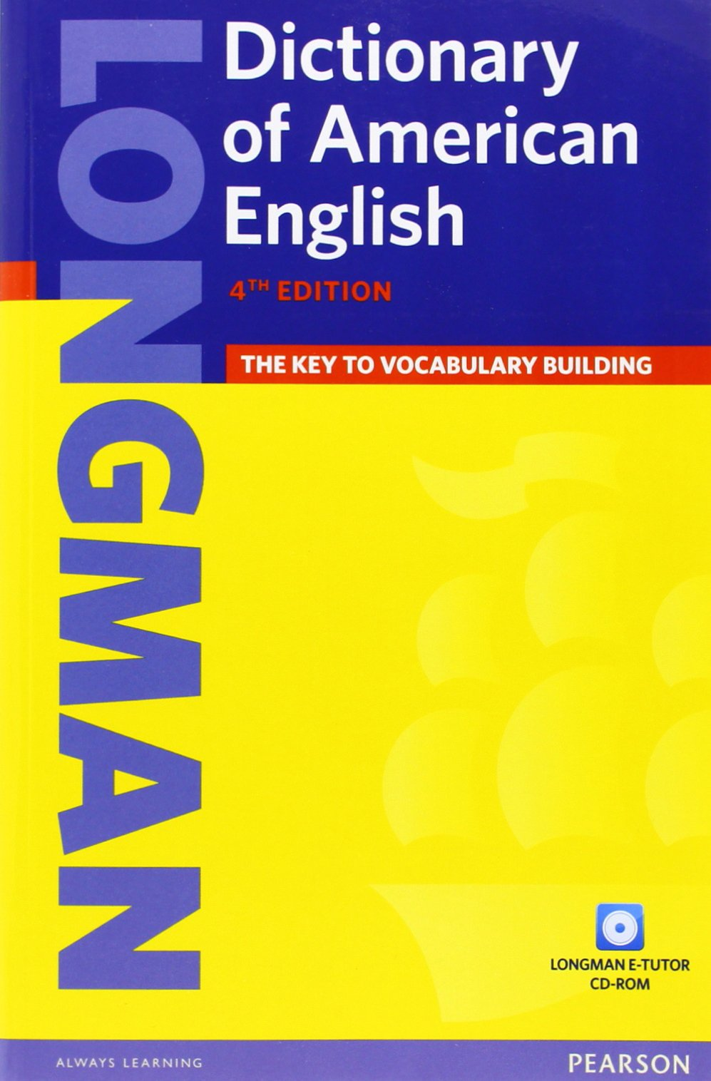 Buy Longman Dictionary of American English, 4th Edition (paperback with CD-ROM)  Book Online at Low Prices in India | Longman Dictionary of American English,  ...