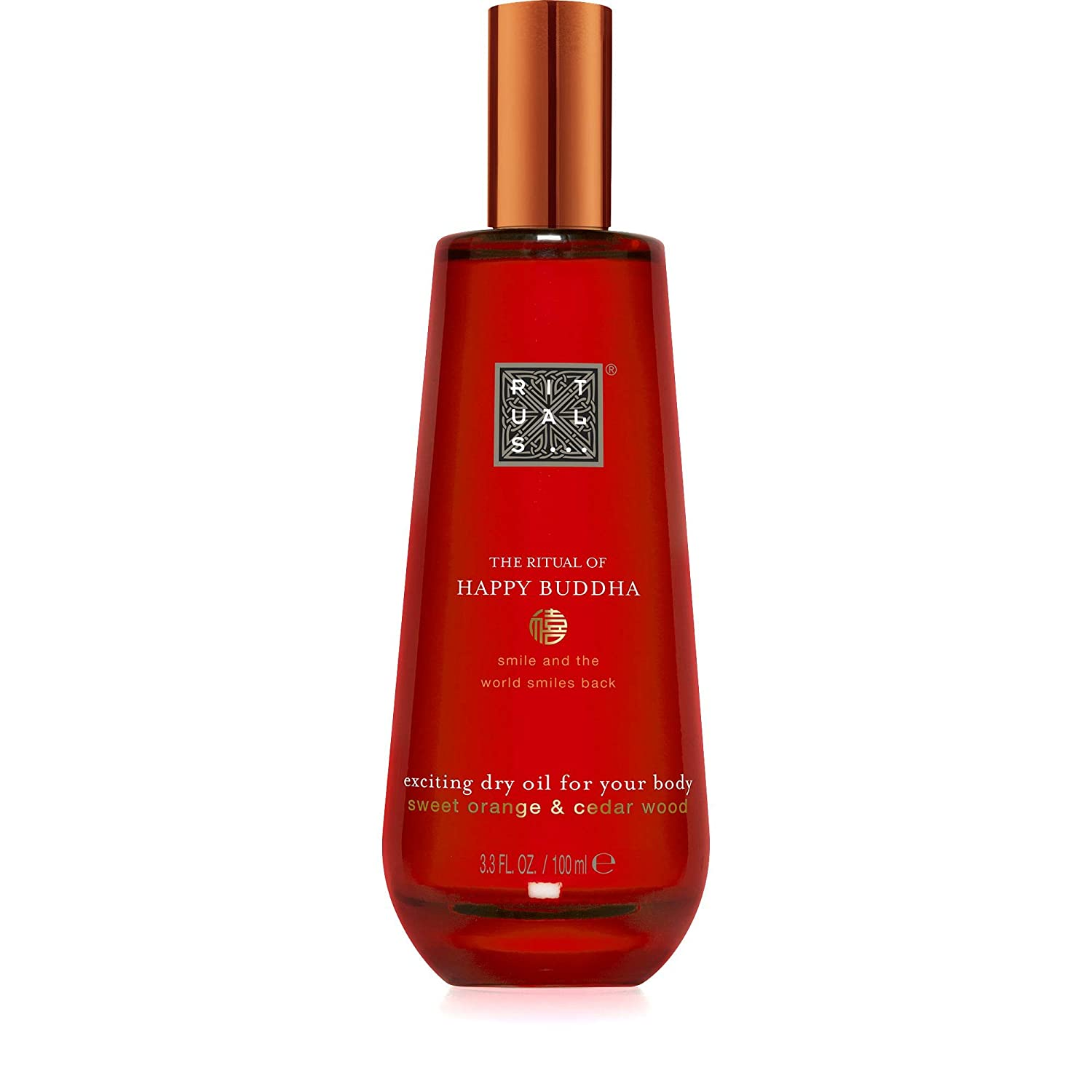 RITUALS The Ritual of Happy Buddha Aceite Corporal Seco, 100 ml ...
