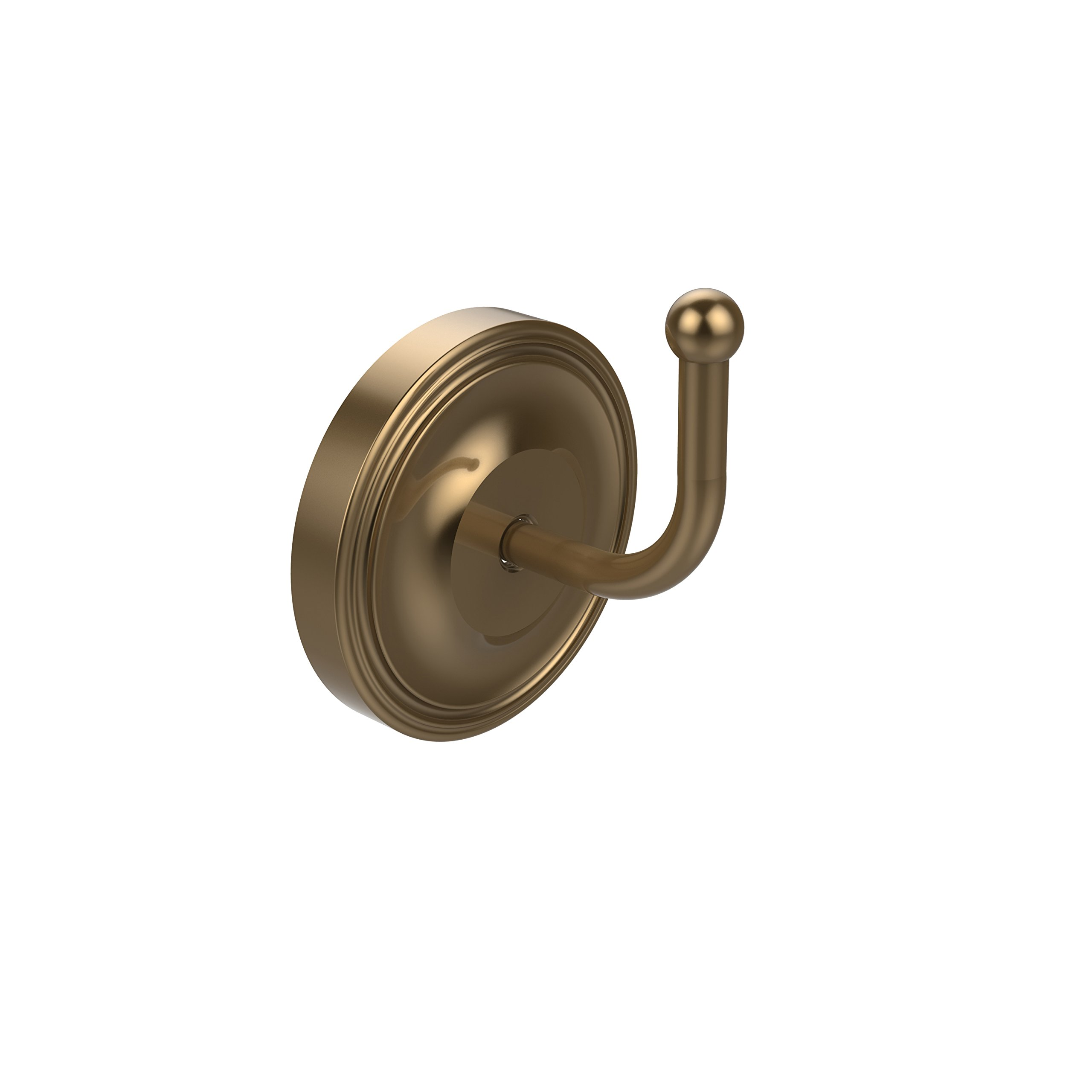 Allied Brass R-H1-BBR Utility Hook, Brushed Bronze