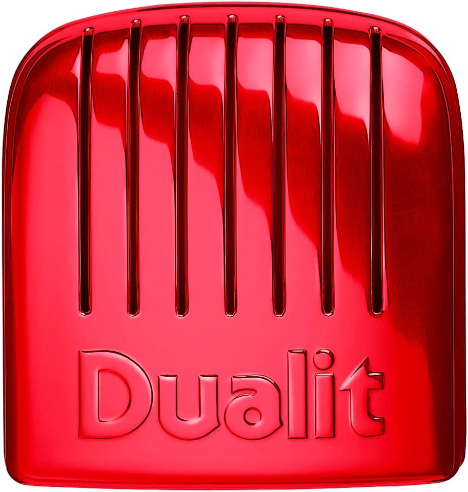 Dualit Classic 2 Slice Toaster in Red