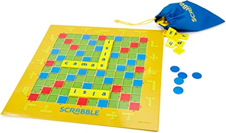 Mattel Games - Scrabble Junior, Juego de Mesa (51330): Amazon.es ...
