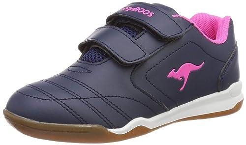 KangaROOS Inyard V, Zapatillas de Deporte Interior Unisex Niños: Amazon.es: Zapatos y complementos