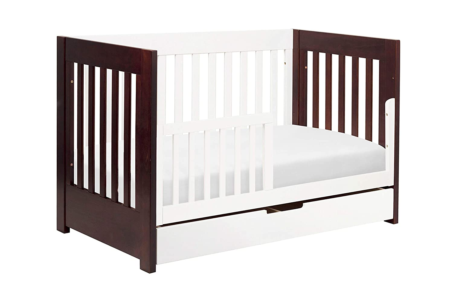 Babyletto Mercer 3-in-1 convertible crib with storage