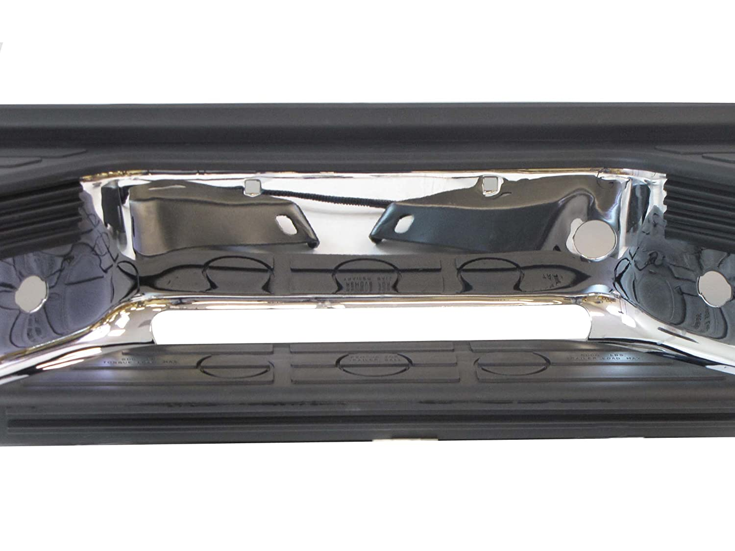All Chevy 98 chevy bumper : Amazon.com: Chevy Pickup Pick Up Truck 88-98 Bumper Rear/Back ...