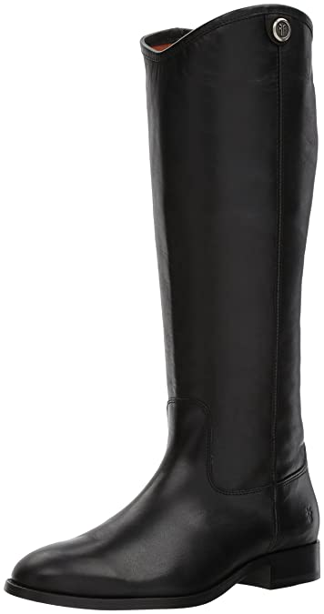 ddffdd06cbe Amazon.com: FRYE Women's Melissa Button 2 Riding Boot: Shoes