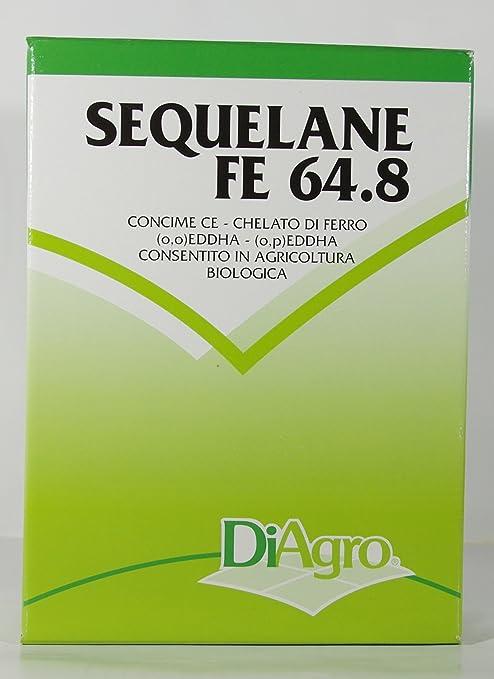 6 opinioni per CONCIME A BASE DI FERRO CHELATO SEQUELANE FE 64.8 IN CONFEZIONE DA 1 KG