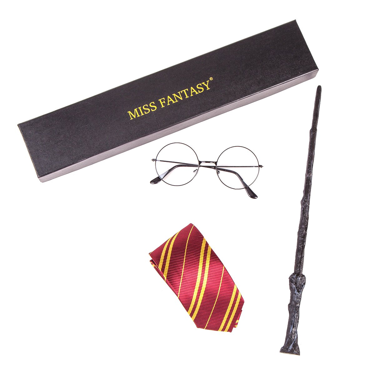 MISS FANTASY Wand Set Cosplay Party Costume Accessories Halloween Party