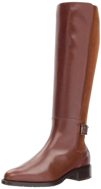 Aquatalia Women's Noella Calf Knee High Boot B06XP2V2XP 6.5 M M US|Castana