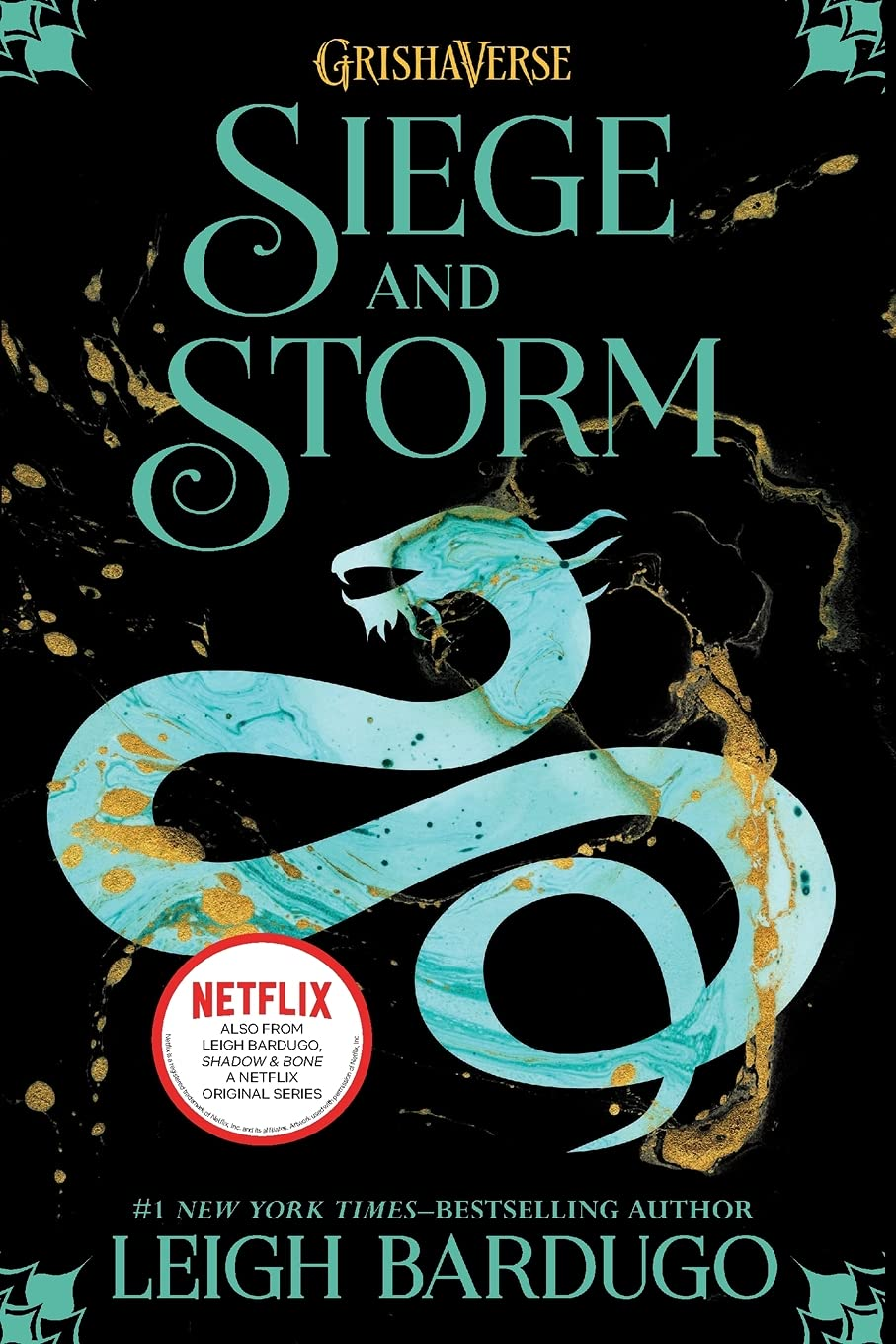 Book Siege and Storm (The Shadow and Bone Trilogy, 2)-Blanda
