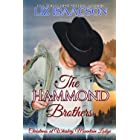 The Hammond Brothers: Clean Contemporary Cowboy Romance (Christmas at Whiskey Mountain Lodge Boxed Set Book 1)
