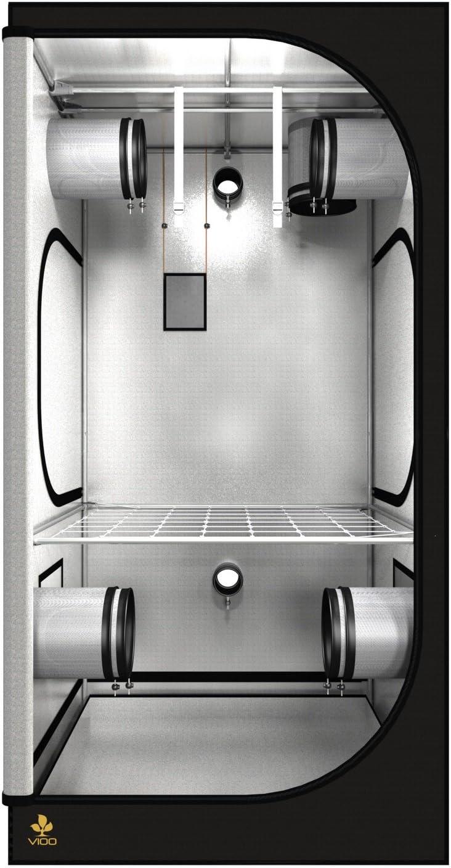 Armario de cultivo Secret Jardin Dark Room Vintage 103x103x200cm V100 (V3.0)