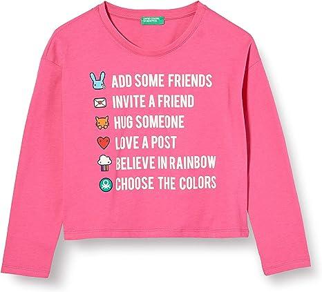 United Colors of Benetton Maglietta Bambina