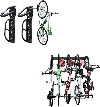 Wallmaster Garage Storage Bike Rack