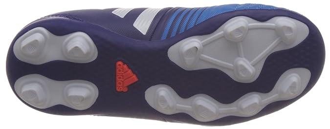 Adidas Unisex Nitrocharge 4.0 FxG J Blue 2380e8d458c9f