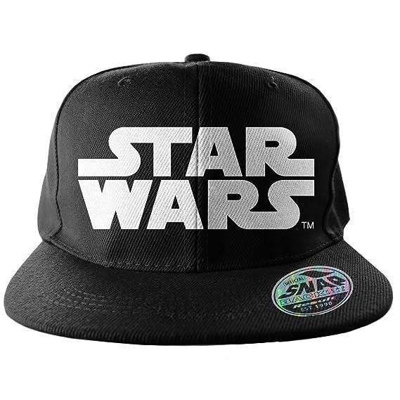 Mercancía Con Licencia Oficial Star Wars Logo Tamaño Ajustable ...
