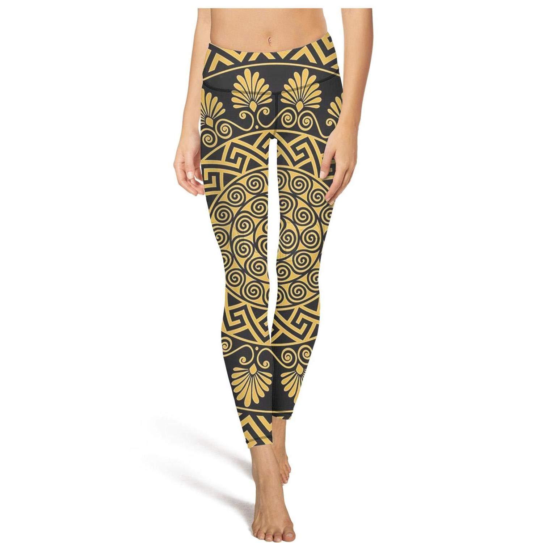 Pretty high Waisted Leggings for Women Capris Yoga Pants ...