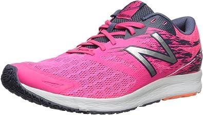 New Balance Flash, Zapatillas de Atletismo para Mujer: Amazon.es ...